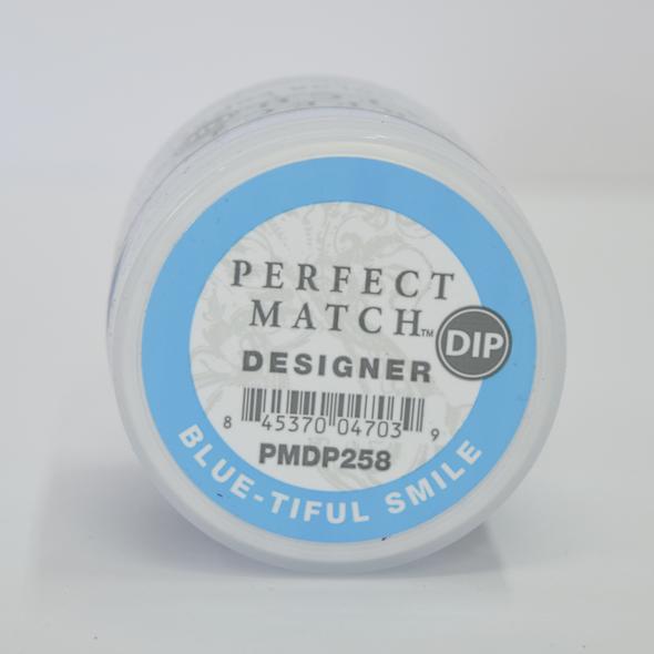 PMDP 258 - Blue-Tiful Smile