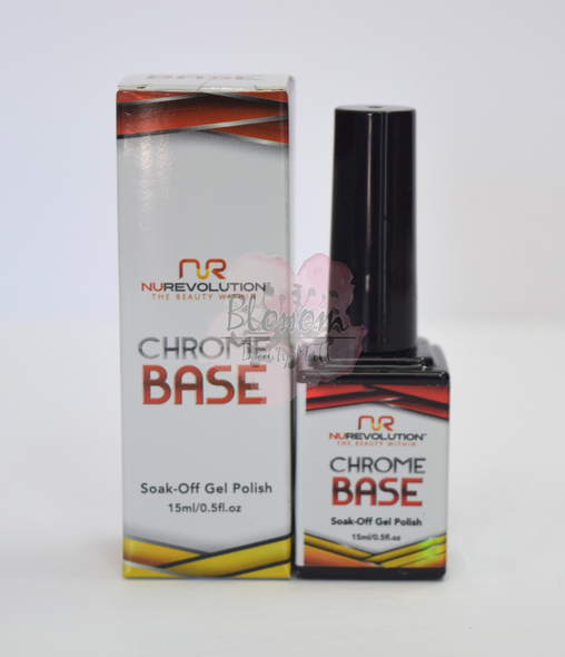 NuRevolution Chrome Base