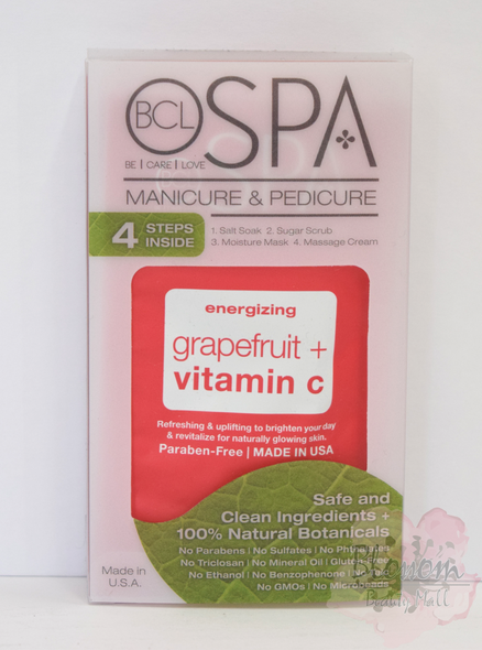 BCL Spa 4in1 - Grapefruit & Vitamin C