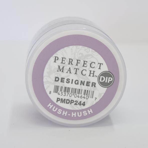 PMDP 244 - Hush-Hush