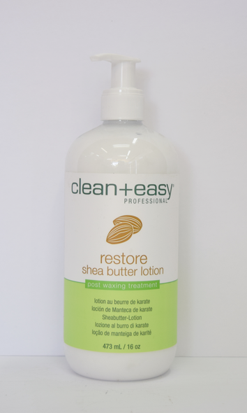 Clean & Easy Restore - Shea Butter Lotion