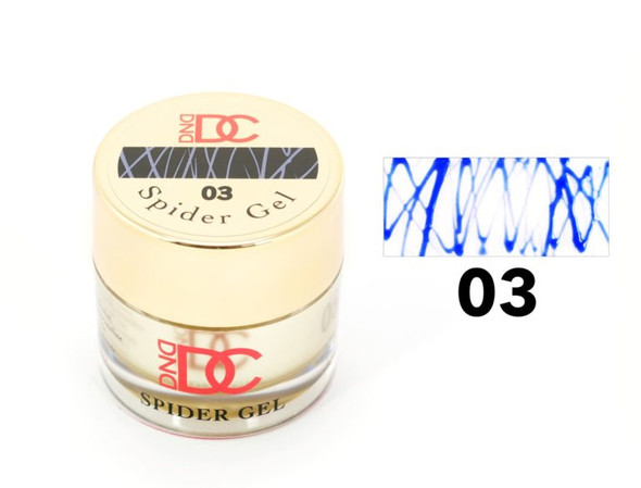 DND Spider Gel - #03 Royal Blue