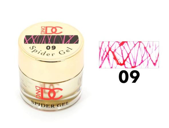 DND Spider Gel - #09 Fuchsia