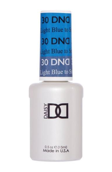 DND Mood Change - #30 Light Blue to Smoky Violet