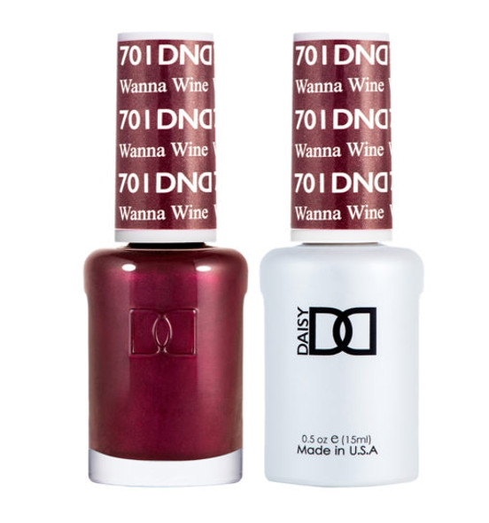 DND #701 - Wanna Wine