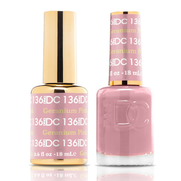 DND DC #136 - Geranium Pink
