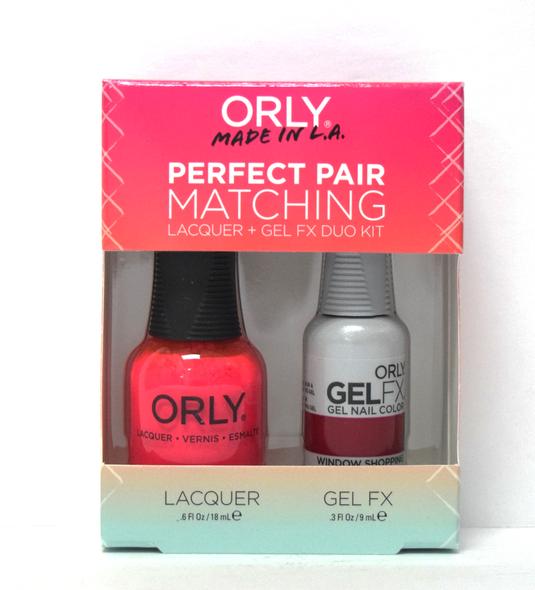 Orly Gel Set #180 - Window Shopping