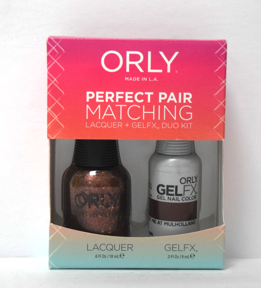 Orly Gel Set #191 - Meet Me at Mulholland
