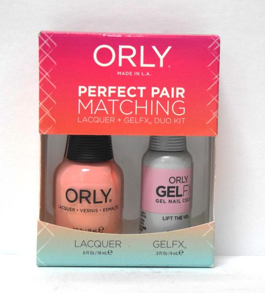 Orly Gel Set #104 - Lift the Veil