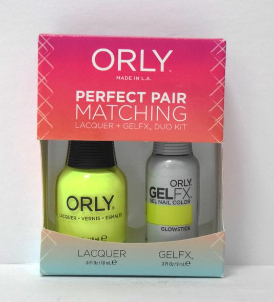 Orly Gel Set #110 - Glowstick