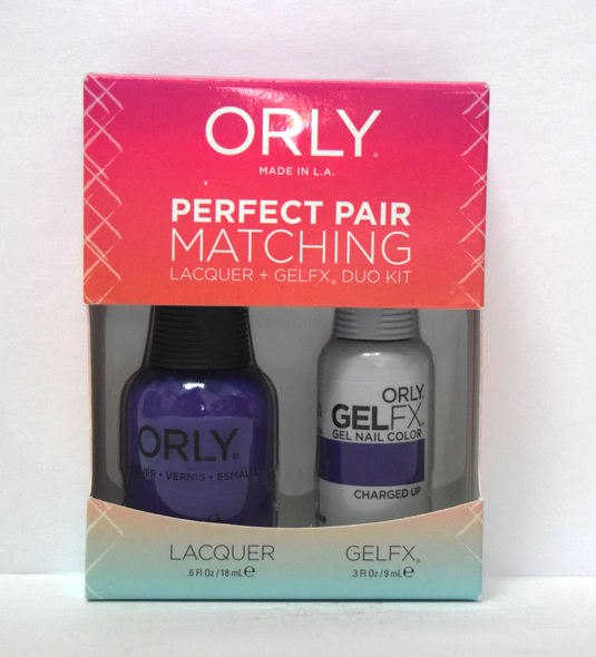 Orly Gel Set #113 - Charged Up