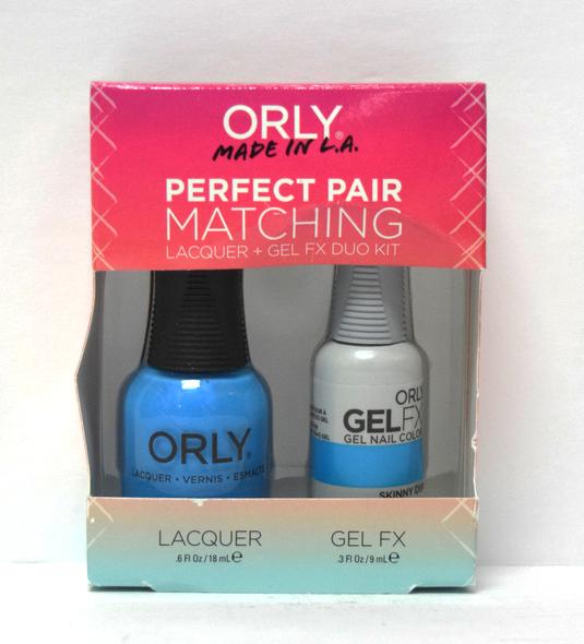 Orly Gel Set #114 - Skinny Dip