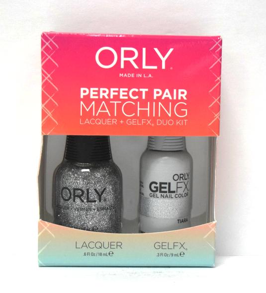 Orly Gel Set #115 - Tiara