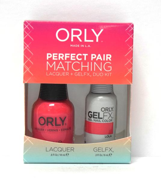 Orly Gel Set #117 - Lola