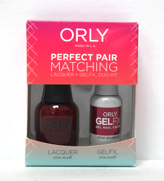 Orly Gel Set #121 - Star Spangled