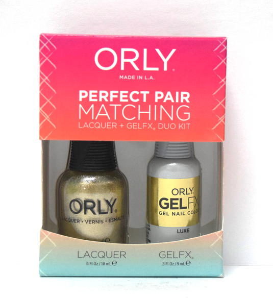 Orly Gel Set #122 - Luxe