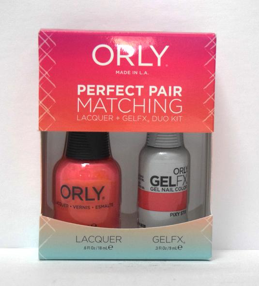 Orly Gel Set #126 - Pixy Stix