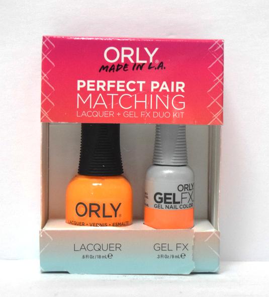 Orly Gel Set #138 - Tropical Pop