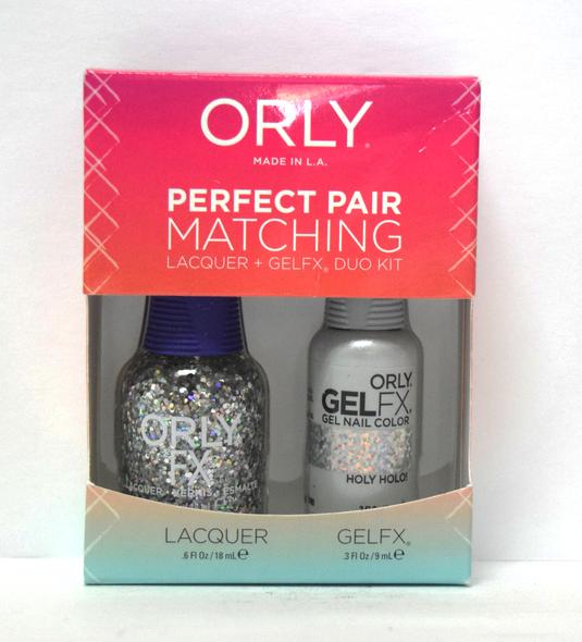 Orly Gel Set #143 - Holy Holo!
