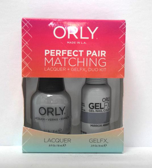 Orly Gel Set #144 - Mirror Mirror