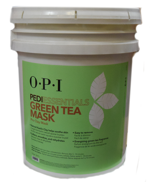 OPI Mask 5 Gal. - Green Tea