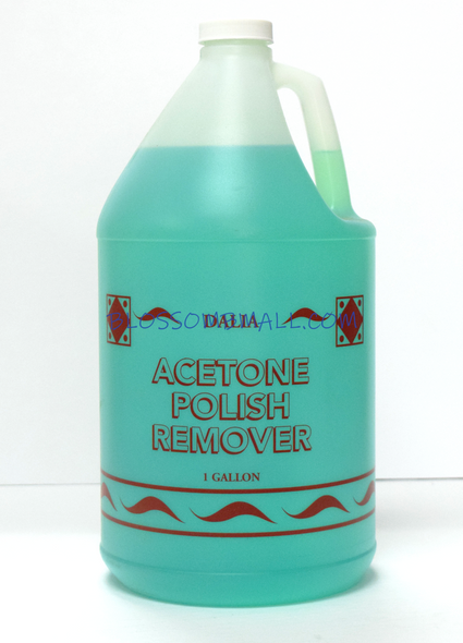 Acetone Polish Remover - Gal.