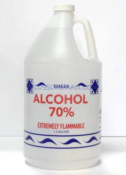 Alcohol - Gal.