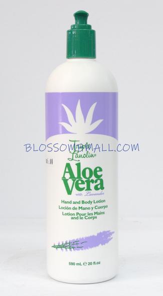 Aloe Vera Lotion with Lavender - 20oz