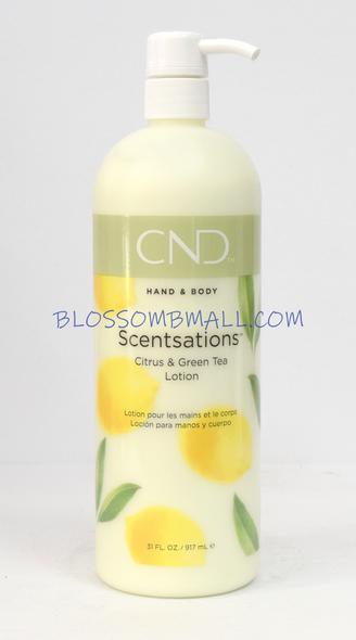 CND Scentsations (31oz) - Citrus & Green Tea