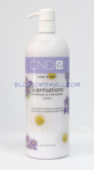 CND Scentsations (31oz) - Wildflower & Chamomile