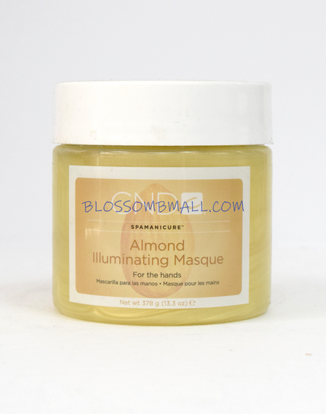 CND Almond Illuminating Mask - 13oz