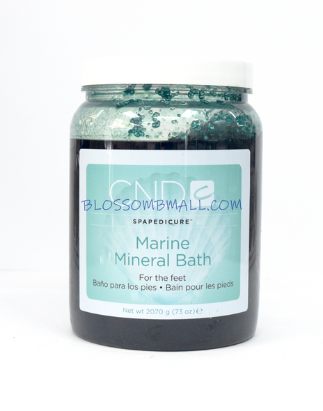 CND Spa Marine Mineral Bath - 73oz