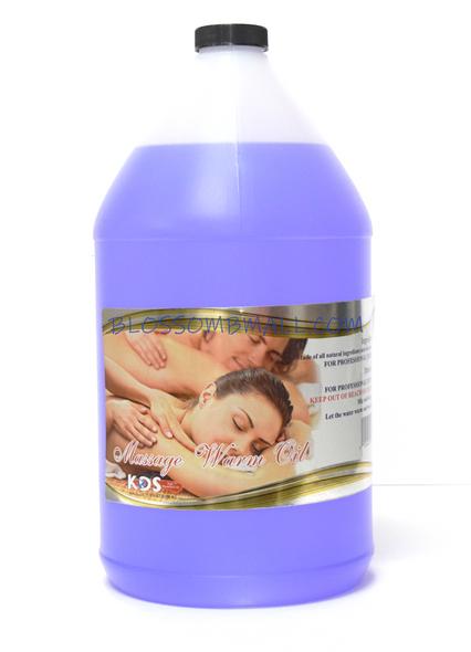 KDS Warm Massage Oil