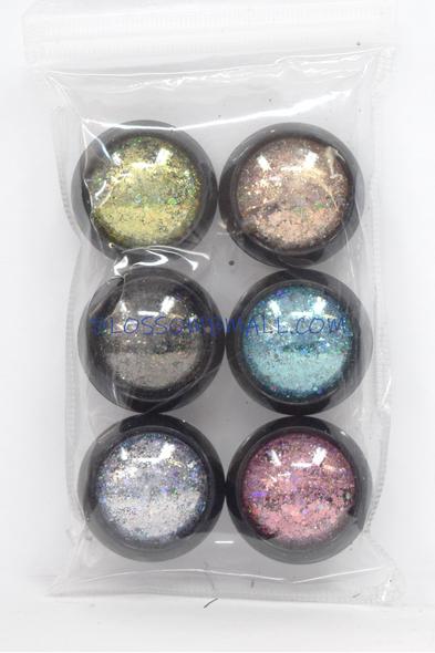 Nail Art - Color Flakes