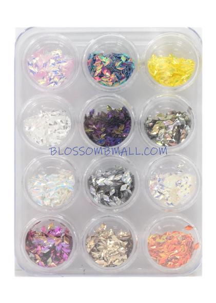 Nail Art - Diamonds