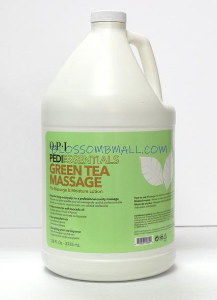 OPI Massage (Gal.) - Green Tea