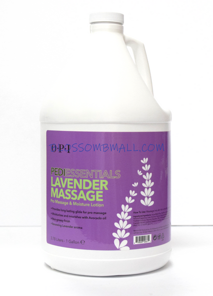 OPI Massage (Gal.) - Lavender