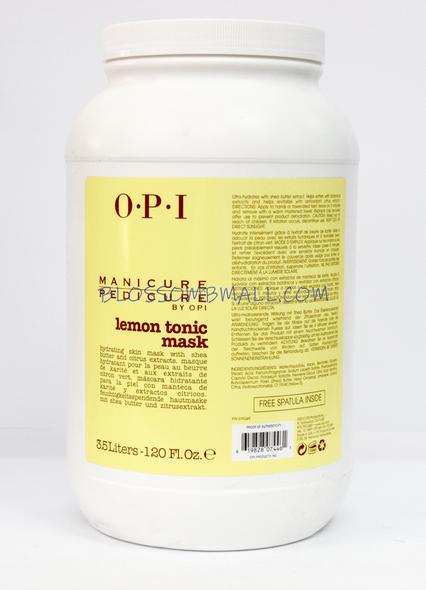 OPI Mask (Gal.) - Lemon Tonic