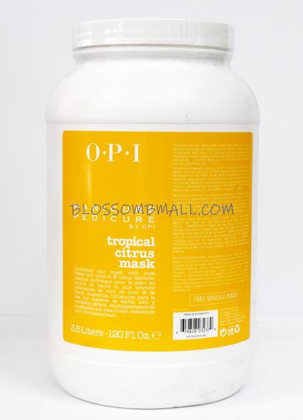 OPI Mask (Gal.) - Tropical Citrus