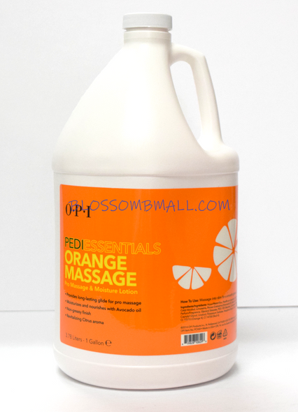OPI Massage (Gal.) - Orange
