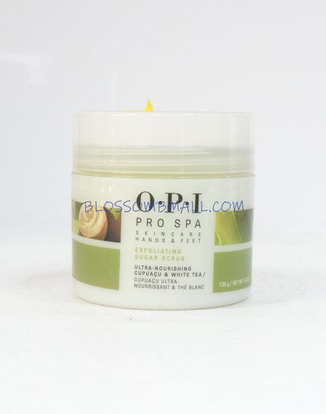 OPI Pro Spa (4oz) - Exfoliating Sugar Scrub