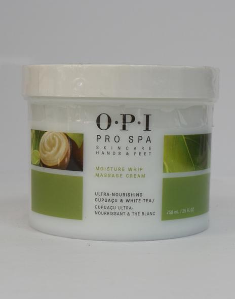 OPI Pro Spa (25oz) - Moisture Whip Massage Cream