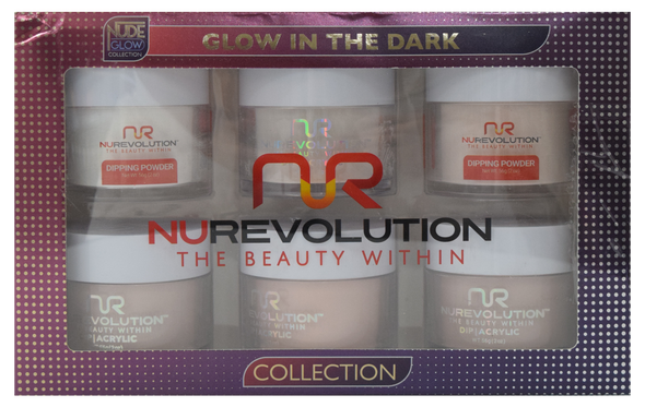 NuRevolution - Nude Glow Collection