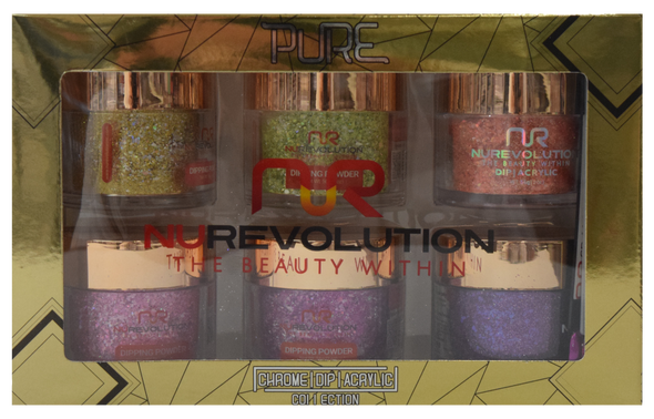 NuRevolution - Pure (Gold) Collection