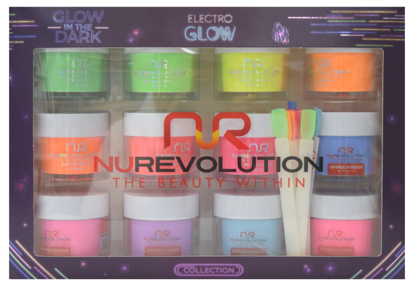 NuRevolution - Electro Glow Collection