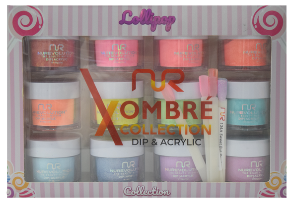 NuRevolution - Lollipop Collection