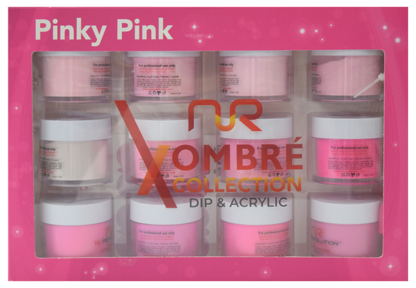 NuRevolution - Pinky Pink Collection