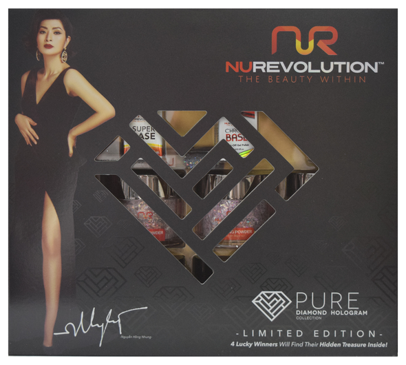 NuRevolution - Pure Diamond (Black) Collection