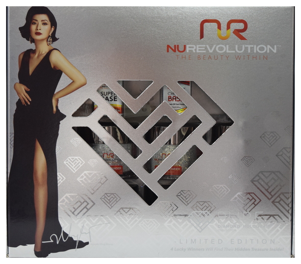 NuRevolution - Pure Diamond (Silver) Collection