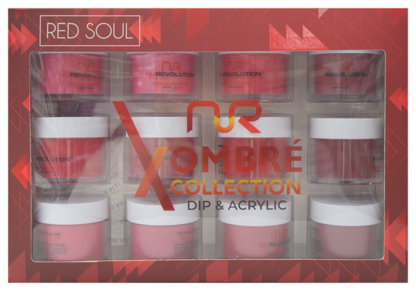 NuRevolution - Red Soul Collection